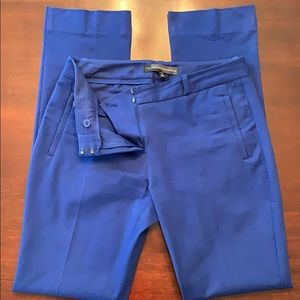 The Limited NWOT Signature Stretch royal blue pant
